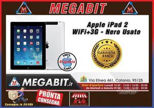 Ipad 2 Nero 32Gb WIFI e 3G con Garanzia