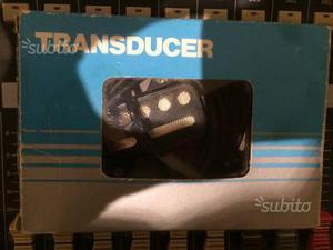 Meazzi Transducer - pick up per chitarra acustica
