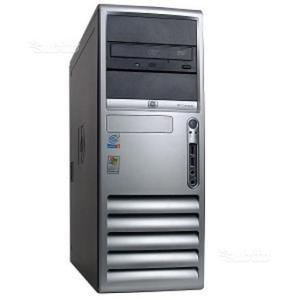 PC COMPLETO HP Compaq dc CMT 3.0GHz 80GB 2gb