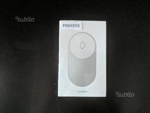 Xiaomi Mi Mouse, silver (sigillato)