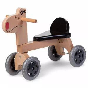 CHILDWOOD Bicicletta Senza Pedali Black Deer 56x22x41 cm