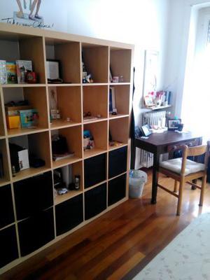 Libreria design con cubi assemblabili in posot class for Libreria cubi ikea