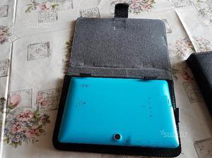 Tablet alpie 7 blu 7 HD ram 512 memoria 4gb