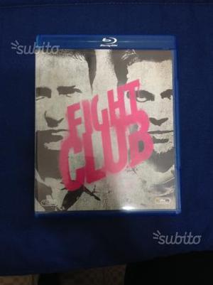 3 blue ray (fight cub, gattaca, taxi driver)