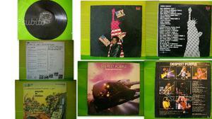 4 LP di genere misto