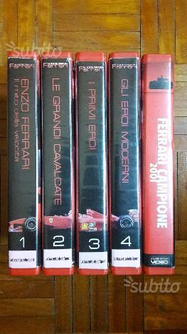 5 WHS La Grande Leggenda Ferrari