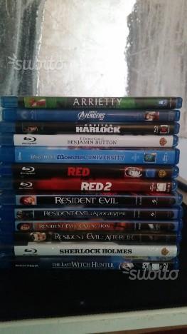 Blu ray vari