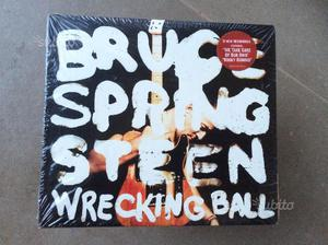 Bruce Springsteen - Wrecking Ball - Mini Lp Cd