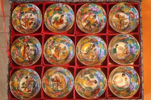 Collezione bicchierini da Sake