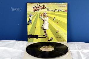 Genesis NURSERY CRYME LP Vinile *EX/EX-* UK RaRo