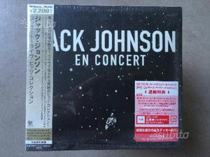 Jack Johnson En Concert - Mini Lp CD Nuovo - Japan