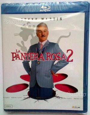 La Pantera Rosa 2 (Steve Martin) Blu-ray nuovo