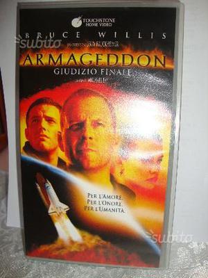 Lotto di 3 VHS