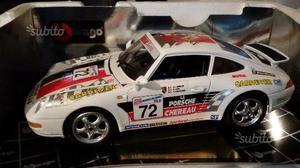 Porsche 911 carrera racing 1/18
