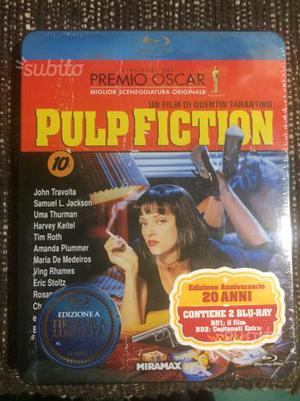 Pulp Fiction Steelbook Blu Ray Tarantino