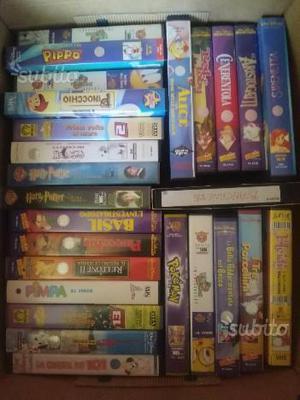 VHS Cartoni Animati originali