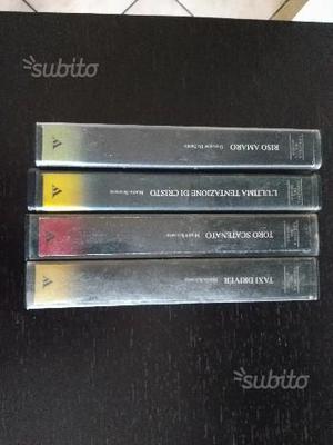 VHS Videoteca del Secolo Mondadori originali