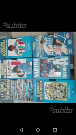 VHS collezione napoli completa film