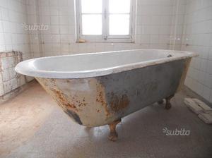 Vasca da bagno d epoca in ghisa genova posot class - Vasca da bagno in ghisa ...