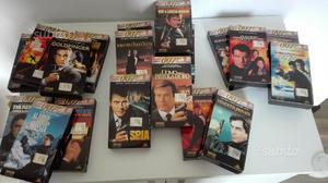 Videocassette film 007