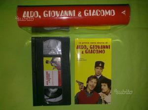 WHS Aldo Giovanni e Giacomo Libro