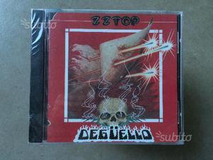 ZZ TOP - Deguello - CD Nuovo