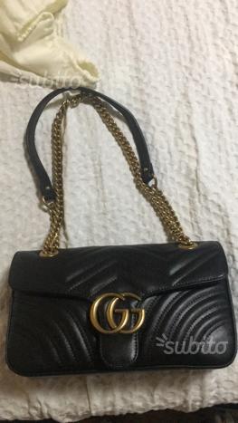 3acc330c47 Borsa gucci originale. Borsa Gucci originale. borsa gucci originale mai  usata pelle ...