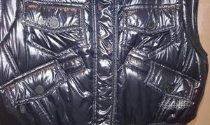 Piumino nero guess originale   Posot Class