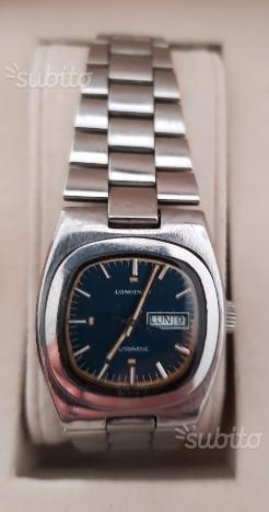 Orologio Longines Automatico Vintage