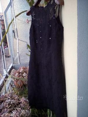 Vestito nero elegante