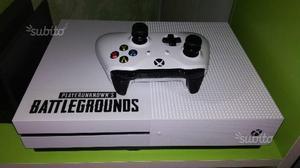 Microsoft Xbox One S 3 mesi di Vita + 3 Giochi