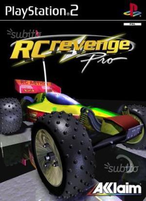 SONY PLAYSTATION 2 RC Revenge Pro