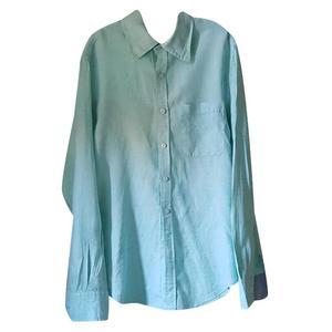 camicia carven in lino
