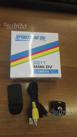 Mini dv sq11 camera full hd
