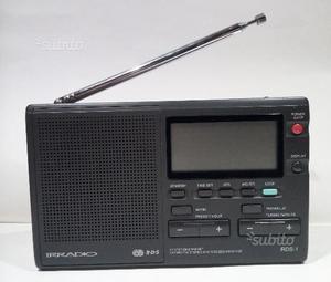 Radio digitale con RDS