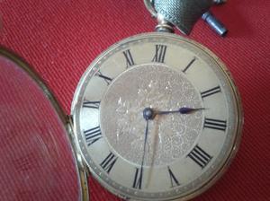 orologio da tasca svizzero metà  cassa in oro