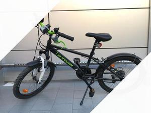 Bici bicicletta bambino ragazzo 20 Btwin Racingboy