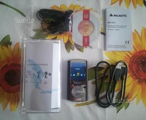 Mp4 Majestic + Scheda SD 8gb
