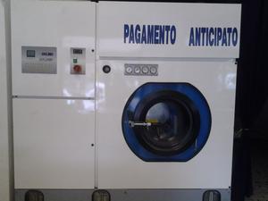 macchina a secco ecologica kg 23,3 serbatoi e 2 filtri