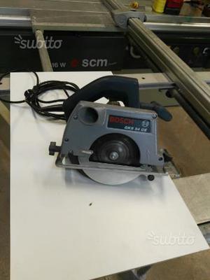 Bosch GSK 54 CE sega circolare made Germany
