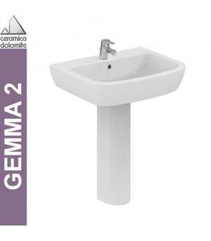 Ceramica dolomite lavabo gemma 2 cm 65 art.j