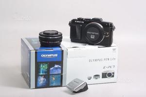 Fotocamera digitale mirrorless olympus e-pl