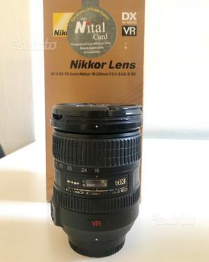 NIKKOR mm f/G DX VR