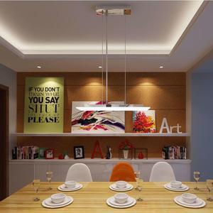vidaXL Lampada da soffitto a LED 9 x 2W design rettangolare