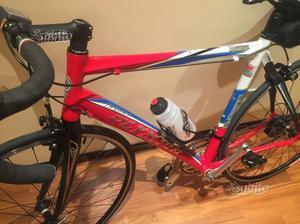 Bici corsa olympia race carbonio alluminio Tg 57