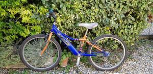 Bici da bambino, mountain bike ruote da 24