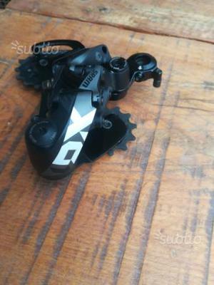 Cambio sram X01 EAGLE 12 velocità