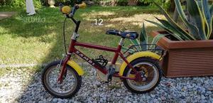 Mountain bike, bicicletta da bambino ruote da 12