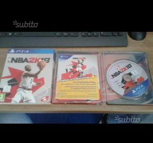 Nba 2k limited PlayStation 4 ps 4 COME NUOV