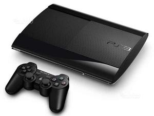 PS3 UltraSlim 500GB 3 Joystick 6 giochi